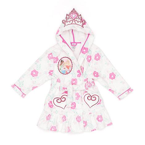 Disney Prinzessin Bademantel für Kinder