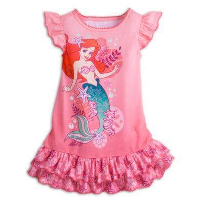 Camicia da notte bimbi Ariel