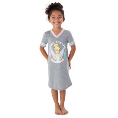 Klokkeblomst natkjole til børn