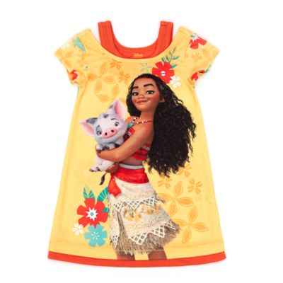 Moana Nightdress For Kids