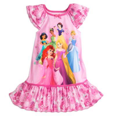 Camisón infantil princesas Disney