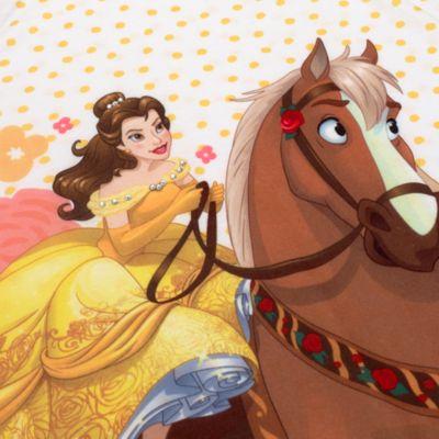 Die Schöne und das Biest - Belle-Nachthemd für Kinder