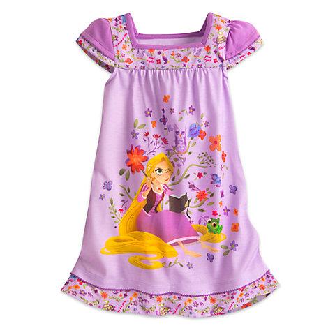 Rapunzel: Die Serie - Nachthemd für Kinder