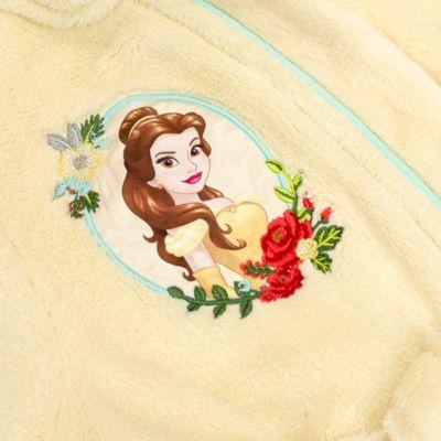 Belle badekåbe til børn, Skønheden og Udyret