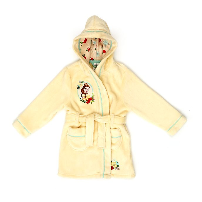 Belle Dressing Gown For Kids Beauty And The Beast