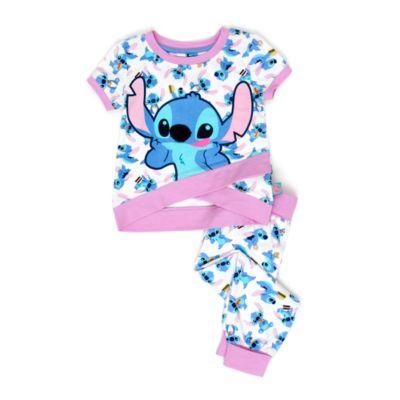 Stitch premiumpyjamas för barn