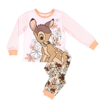 Bambi pyjamas til børn