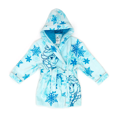 Frost badekåbe til børn