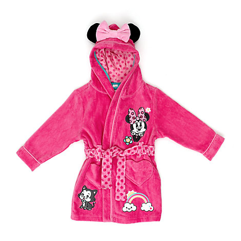Minnie Mouse Robe For Kids