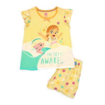 Pyjama de qualité supérieure La Reine des Neiges pour enfants