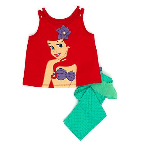 The Little Mermaid Premium Pyjamas For Kids