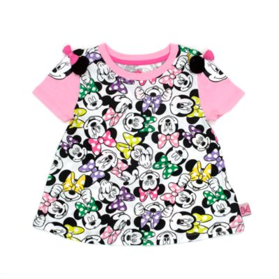 Minnie Maus - Hochwertiger Pyjama für Kinder