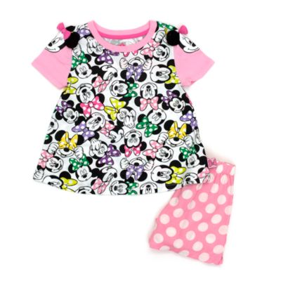 Minnie Mouse Premium Pyjamas For Kids