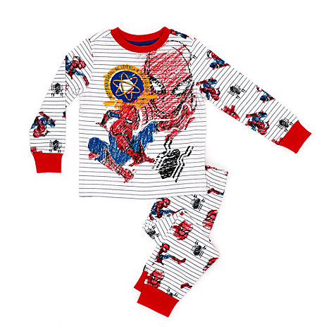 Spider-Man: Homecoming Pyjamas For Kids