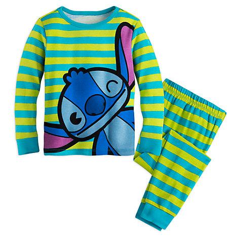 Pijama infantil Stitch
