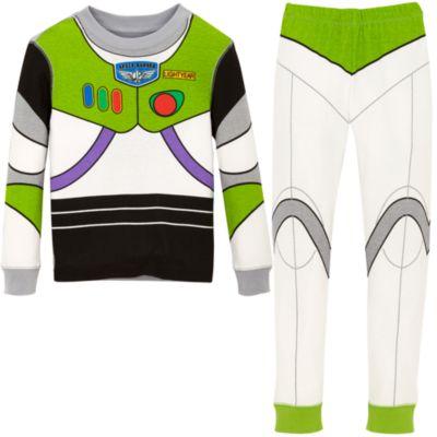 Pyjama Buzz l'Éclair pour enfants