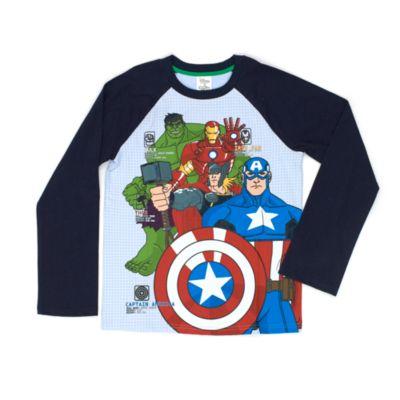 Avengers 3-delt pyjamassæt til børn