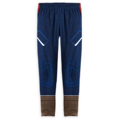 Captain America pyjamas til børn