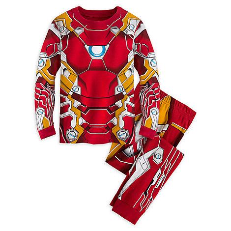 Pijama infantil Iron Man