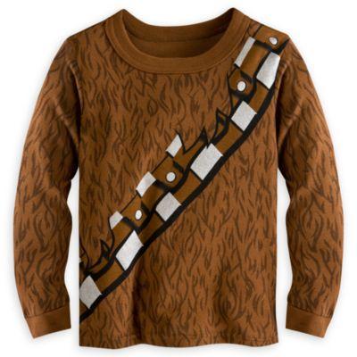 Star Wars: The Force Awakens Chewbacca Costume Pyjamas For Kids