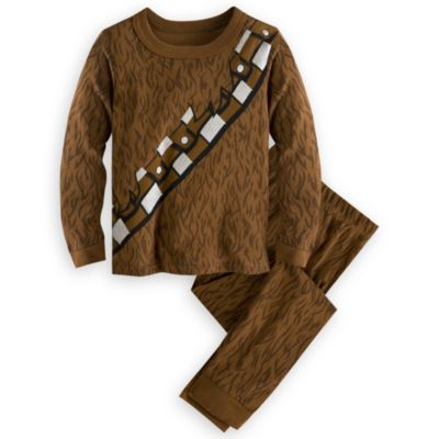 Star Wars: The Force Awakens Chewbacca kostumepyjamas