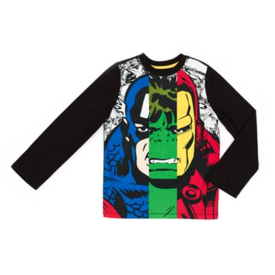 Marvel Avengers Assemble Pyjamas For Kids