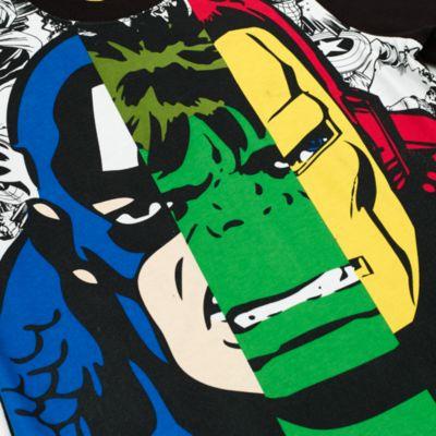 Marvel Avengers Assemble-pyjamas i barnstorlek