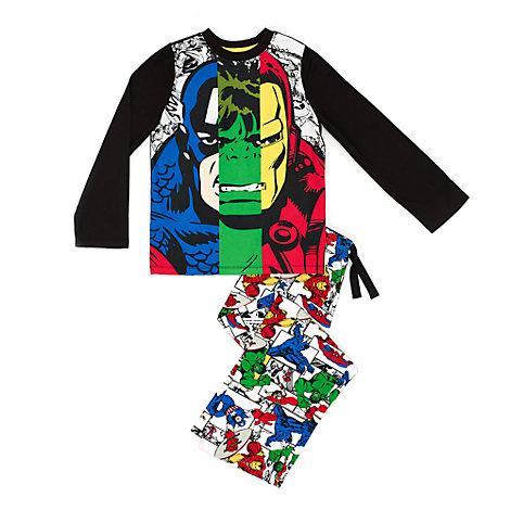 Marvel Avengers Assemble Pyjama für Kinder