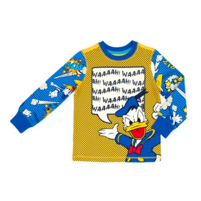 Donald Duck Pyjamas For Kids