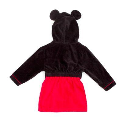 Albornoz infantil Mickey Mouse