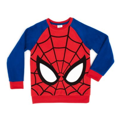 Pyjama molletonné Spider-Man pour enfants
