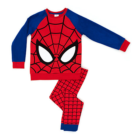 Spider-Man - Fleece-Pyjama für Kinder