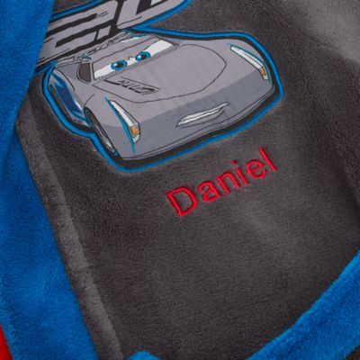 Disney Pixar Biler 3 badekåbe til børn