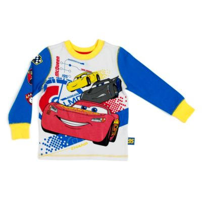 Disney Pixar Cars 3 Pyjamas For Kids