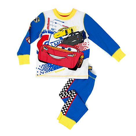 Disney Pixar Biler 3 pyjamas til børn
