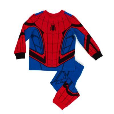 Spider-Man: Homecoming pyjamas til børn