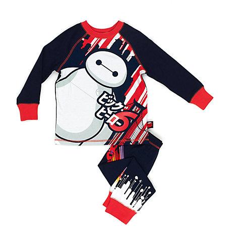 Riesiges Robowabohu - Baymax Pyjama für Kinder