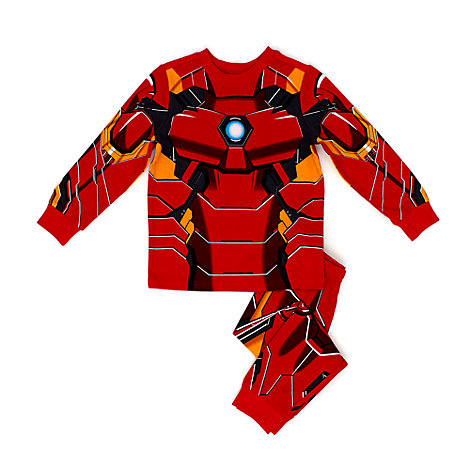 Iron Man Pyjamas For Kids