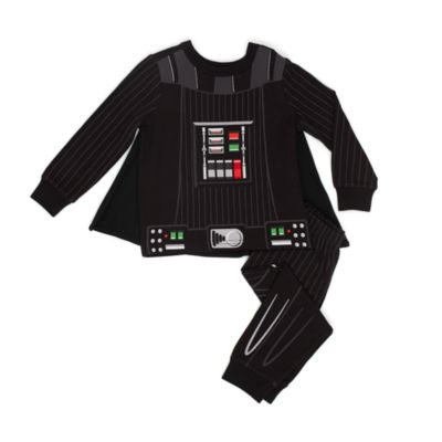 Star Wars Darth Vader Pyjamas For Kids