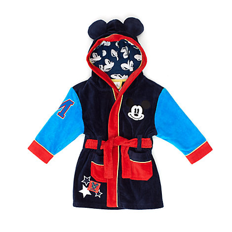 Mickey Mouse Robe For Kids
