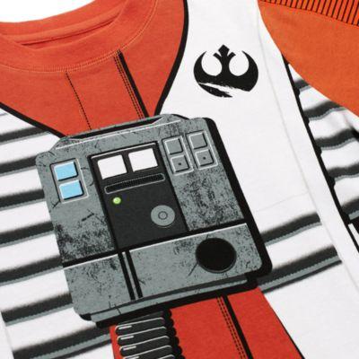 Pyjama Poe Dameron pour enfant, Star Wars: Les Derniers Jedi