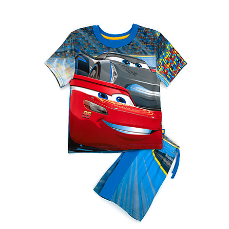 Disney Pixar Cars 3 Premium Pyjamas For Kids
