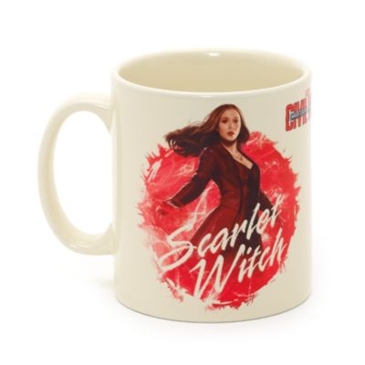 Scarlet Witch Mug, Captain America: Civil War