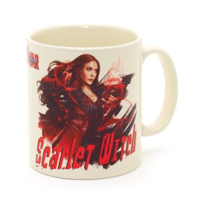 Mug La Sorcière Rouge, Captain America : Civil War