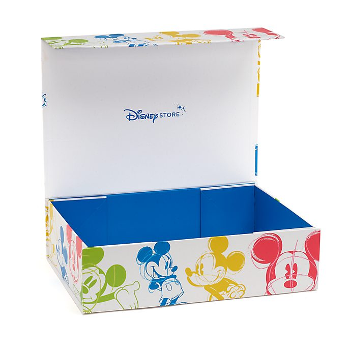 Caja regalo Mickey Mouse (grande)
