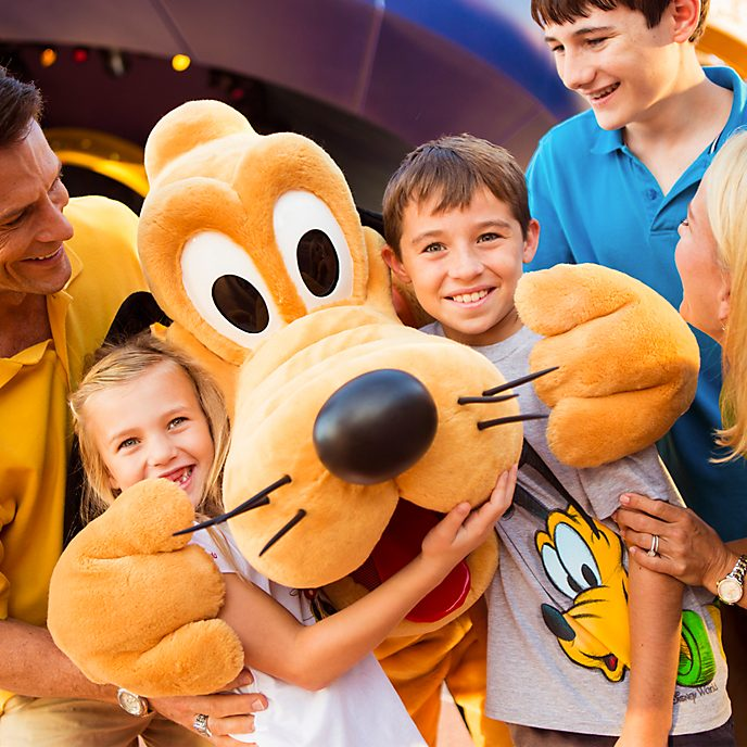 Walt Disney World Resort in Florida 14-Day Child Ultimate Ticket, 2018
