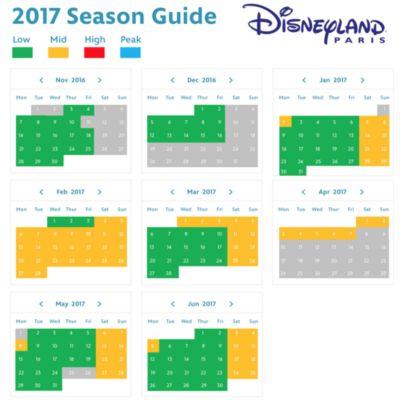 Disneyland Paris MAGIC 1 Day, 2 Park Child Ticket, 2017