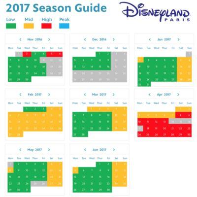 Disneyland Paris SUPER MAGIC, 1 Day, 2 Park Adult Ticket, 2017