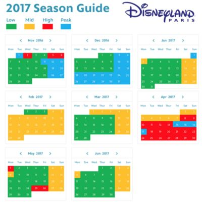 Disneyland Paris MAGIC FLEX, 1 Day, 2 Park Adult Ticket, 2017