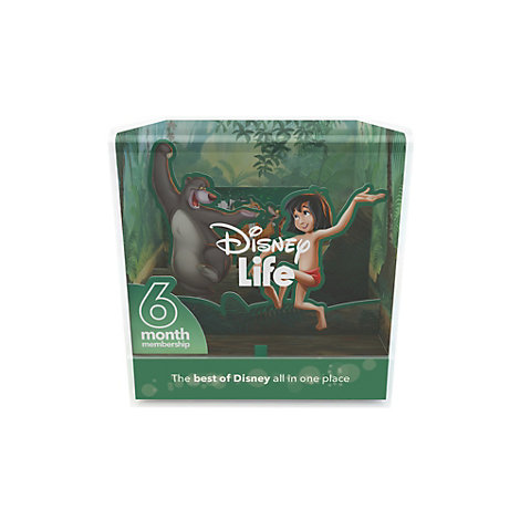 6 Month DisneyLife Gift Subscription - The Jungle Book